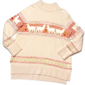 NWT Anthropologie Alpaca/Llama Sweater